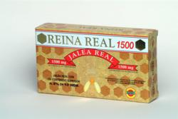 Reina real 1500 Mg. 20 Ampollas
