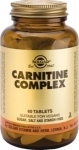SOLGAR400/0558---Carnitina-Complex-Co